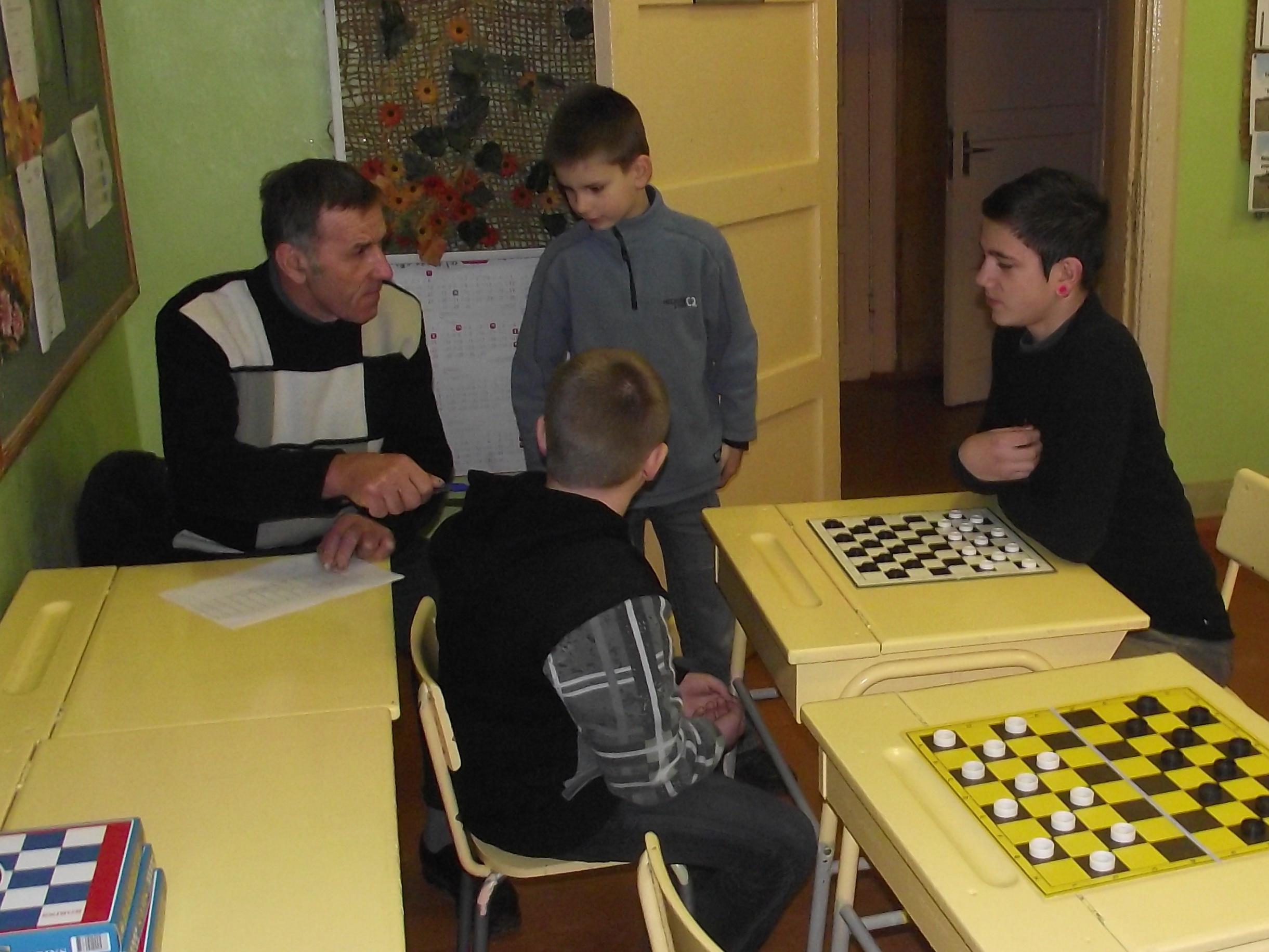 Lāčplēša dienas kauss šahā un dambretē