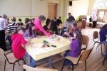 Jorkšīras ciemiņi Stelpes skolā