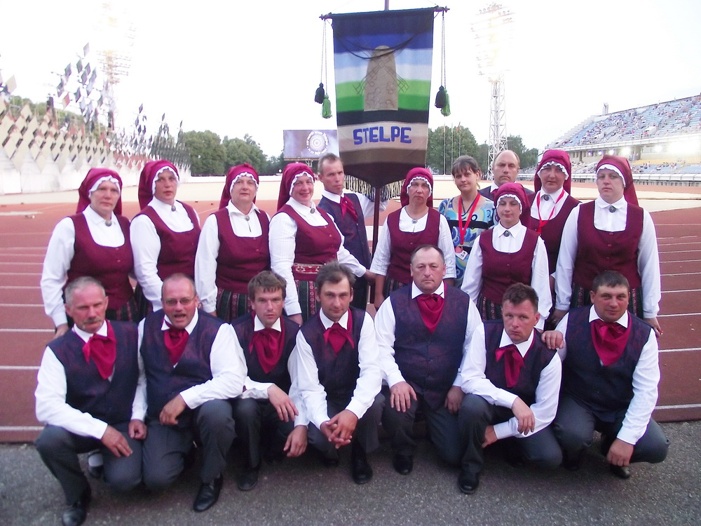 "Dziesmu svētki 2013 - TDK ""Stelpe"""