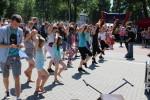Stelpieši piedalās jauniešu dziesmu un deju festivālā Biržos (Lietuva)