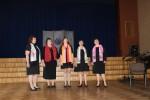 Jaundibinātais vokālais ansamblis NIANSE skatē iegūst II pakāpes diplomu