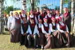 Stelpes Tautas deju kolektīvs piedalās Dejotāju svētkos Jelgavā