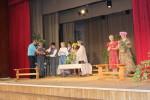 Stelpes teātris URGUČI piedalās Vecumnieku novada amatierteātru skatē Misā
