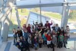 Bildes: Stelpes skolēnu mācību ekskursija uz Rīgu