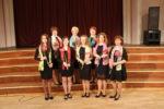 Ansamblis NIANSE godam startē Latvijas vokālo ansambļu II kārtas konkursā Bauskā