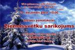 <strong>2016.12.21. &#8211; Ziemassvētku sarīkojums ar zvanu ansambli CAMPANELLA</strong>