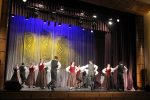 LEPOJAMIES: Stelpes dejotāji piedalās un iegūst II pakāpi Bauskas apriņķa skatē 2017